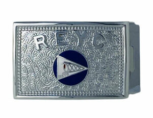 WEB STYLE CUSTOM BELT BUCKLE
