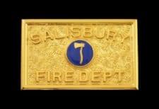 Fire Department Belt Buckle - B-4005