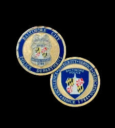 BPD Challenge Coin