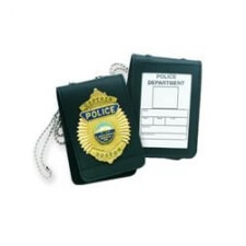 Model #7 - Badge Holder w/ Neck Chain