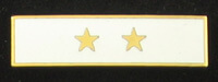 Solid Color w/ 2 Stars