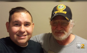 cops assist veteran