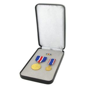 medals presentation box