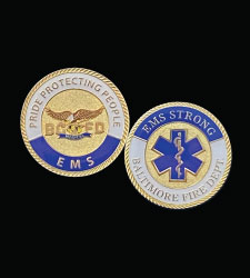 bcfd ems challenge coin