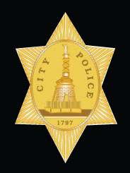 1st Issue Baltimore City Police Badge