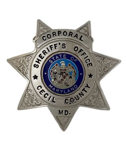 7 Point Star Badge