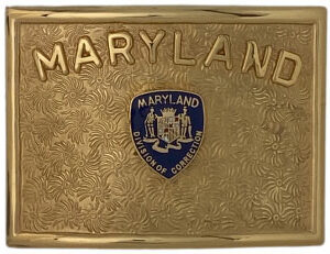 department of correction buckle