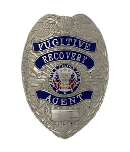 Fugitive Recovery Badges